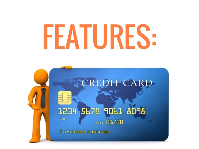 The Main Features of Credit Cards