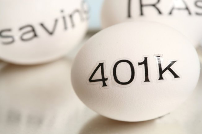 What to do with 401K when changing job