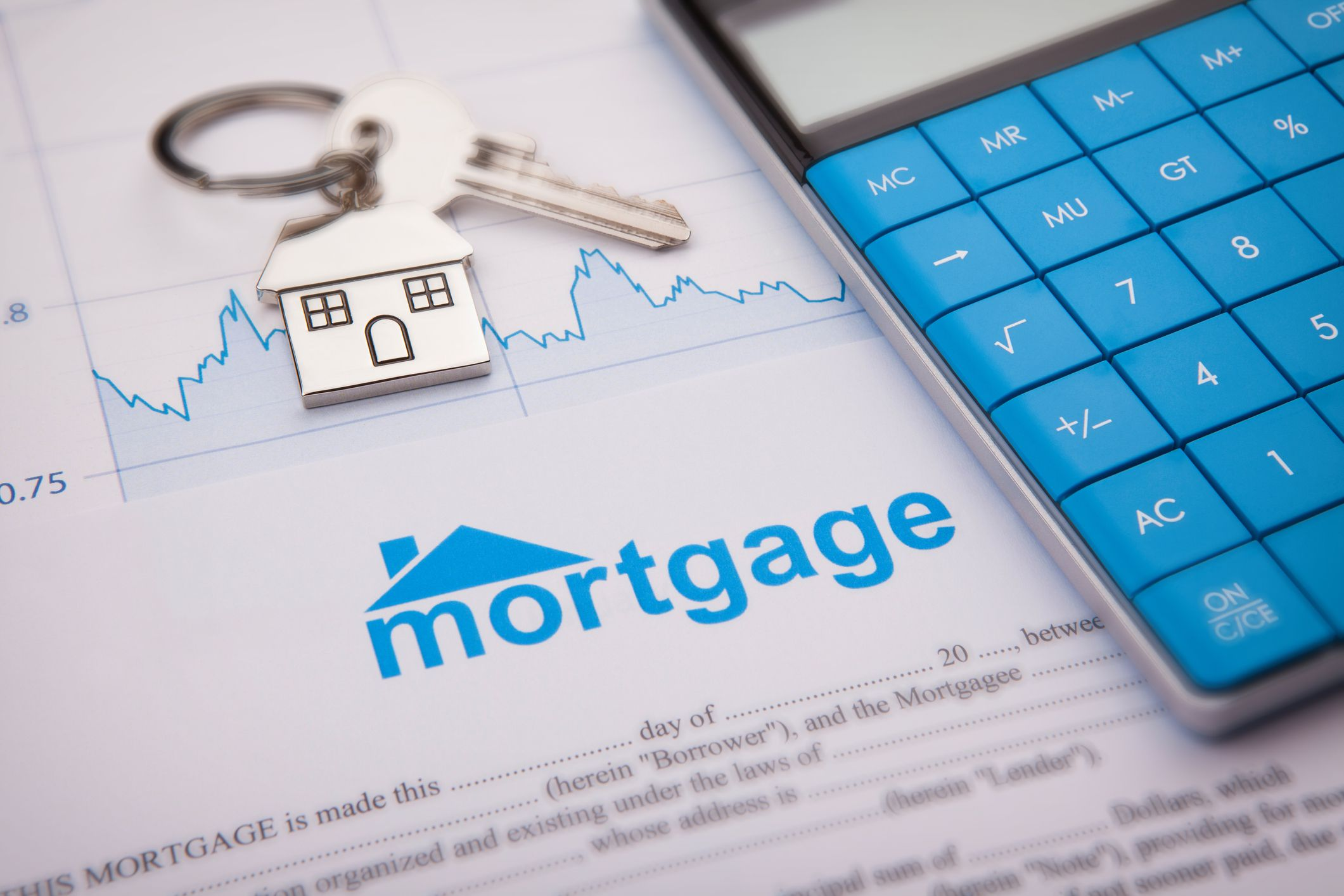 Five barriers to mortgage