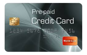 The difference between prepaid cards and credit cards