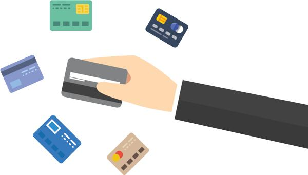U.S. credit card use strategy, you want to have here