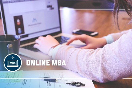 What are these other hidden benefits of an online MBA program?
