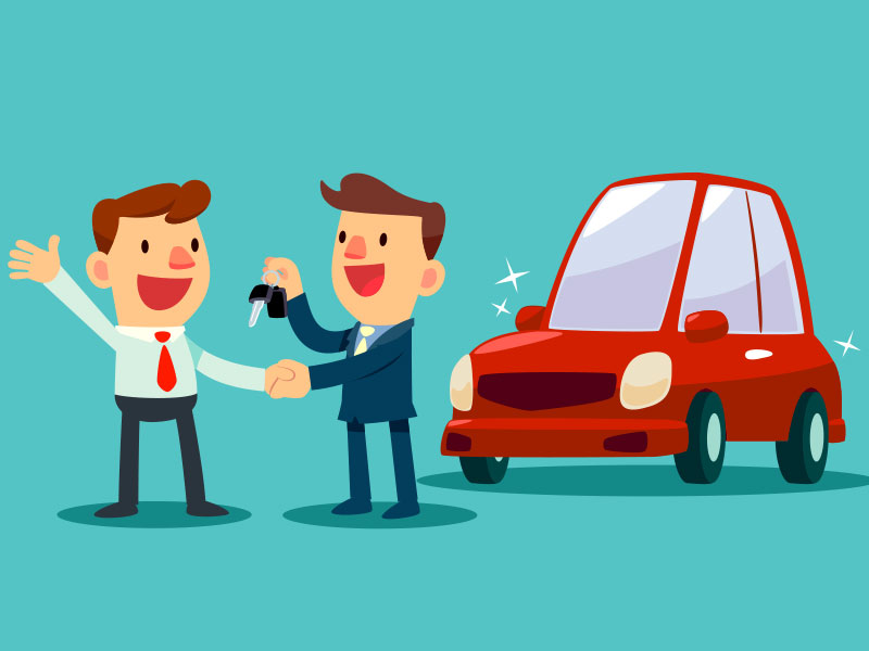 How do international students get a loan to buy a car in the U.S.? (2)