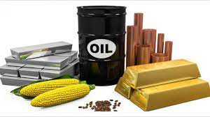 Why did commodities plummet?