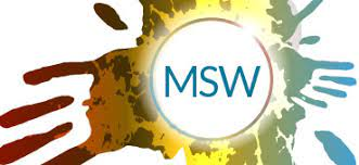 What is the employment direction of the Master of Social Work
