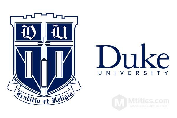 #52 Duke University (Duke)